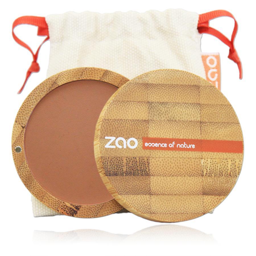ZAO Tvářenka 324 Red Brick 9 g bambusový obal
