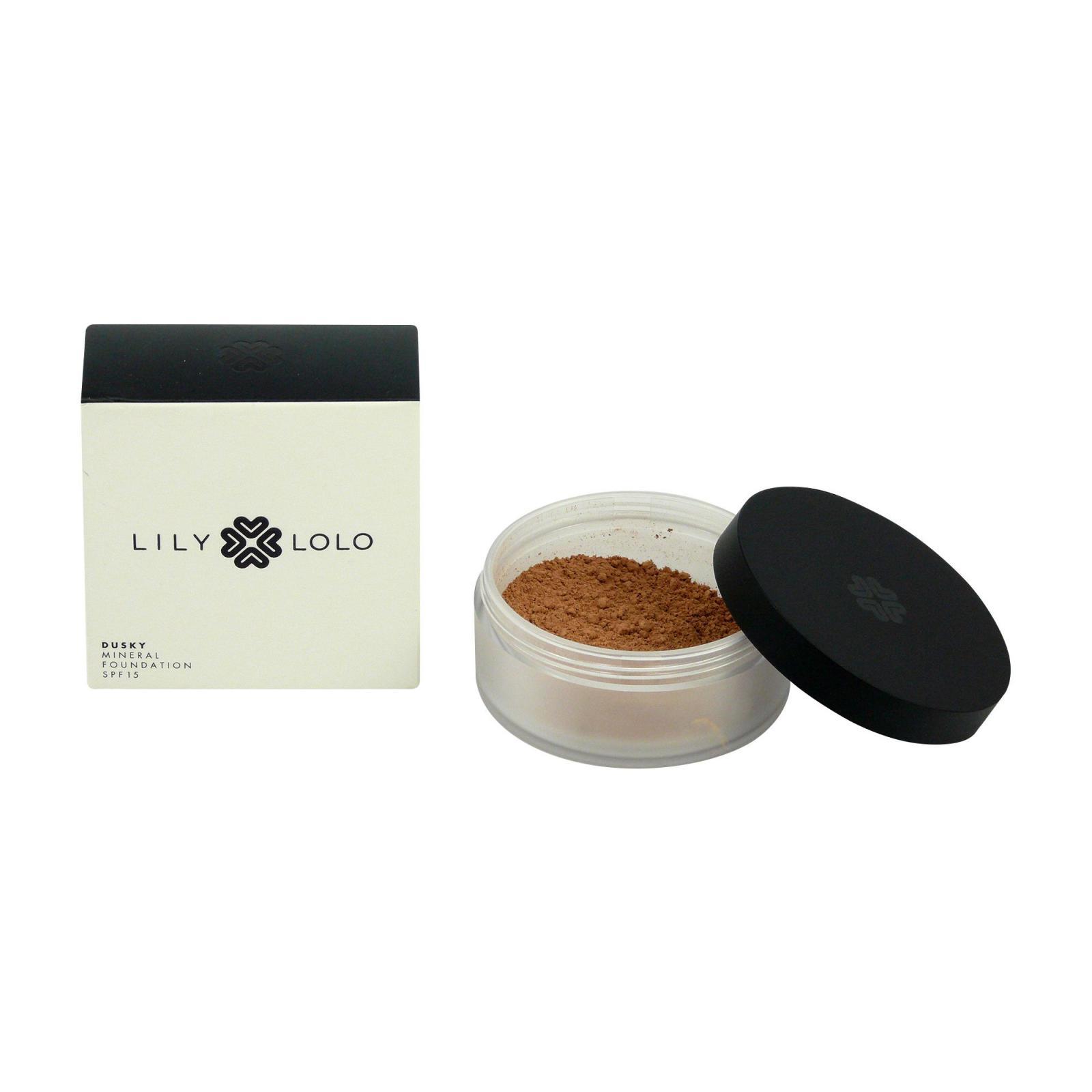 Lily Lolo Mineral Cosmetics Minerální make-up Dusky 10 g