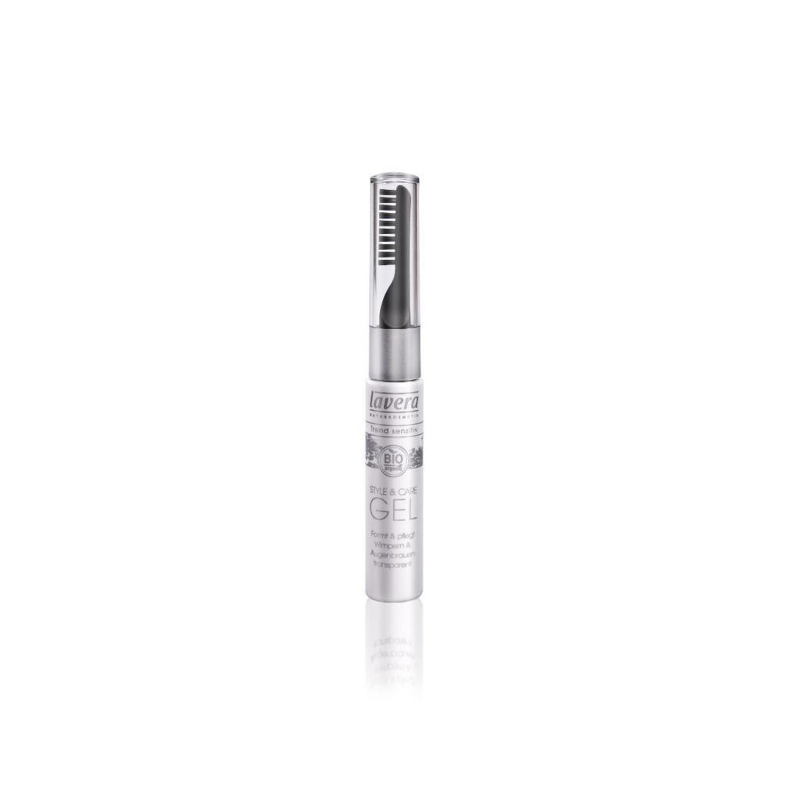 Lavera Gel stylingový na řasy a obočí transparentní, Trend Sensitiv 2014 9 ml