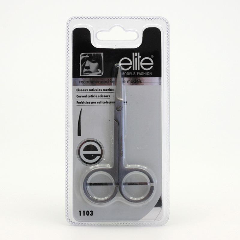 Elite Výprodej Nůžky na kůžičku, zahnuté 1 ks