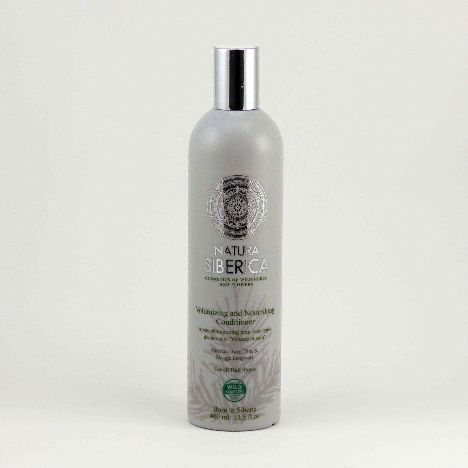 Natura Siberica Kondicionér pro všechny typy vlasů 400 ml