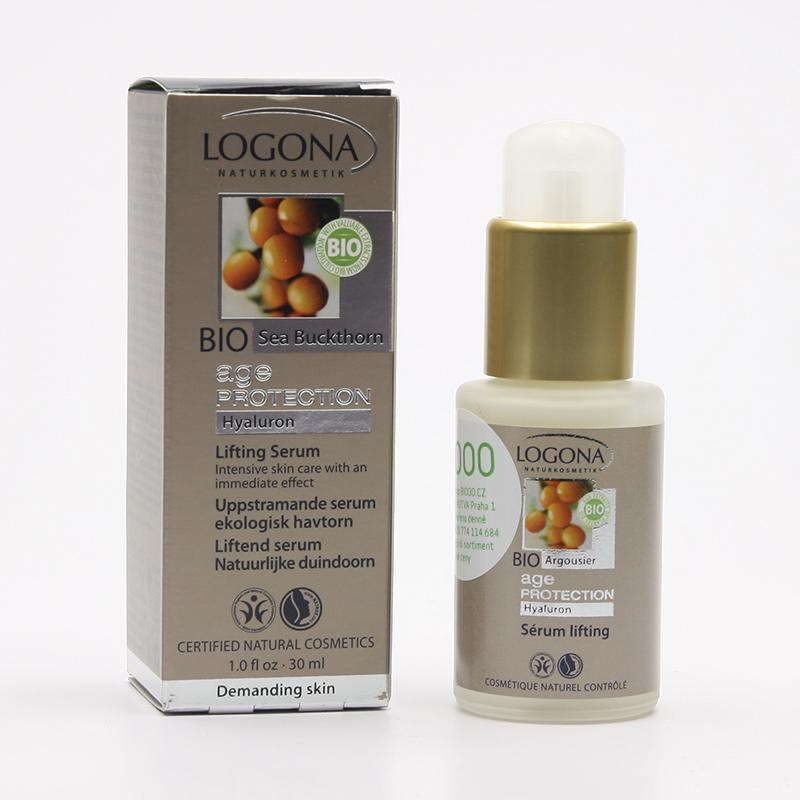 Logona Liftingové sérum, Age Protection 30 ml