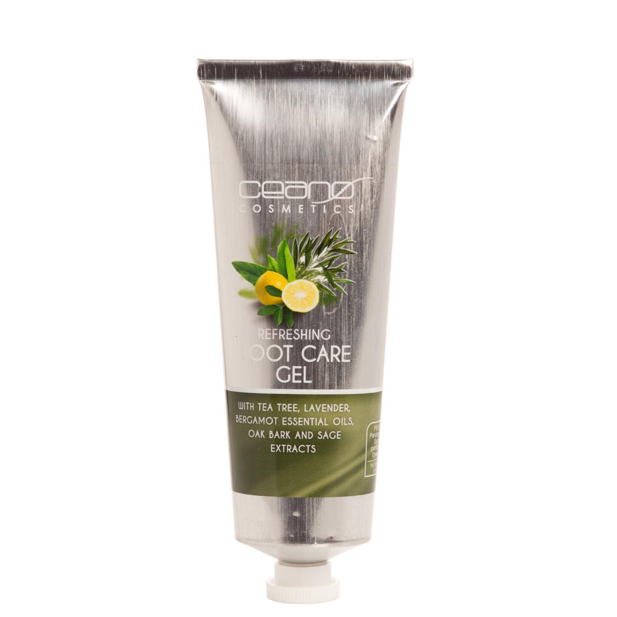 Ceano Cosmetics Osvěžující gel na nohy 100 ml
