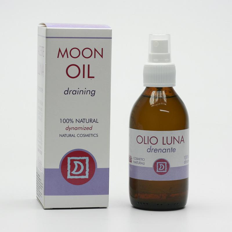 Argital Odvodňující dynamizovaný olej Měsíc 125 ml
