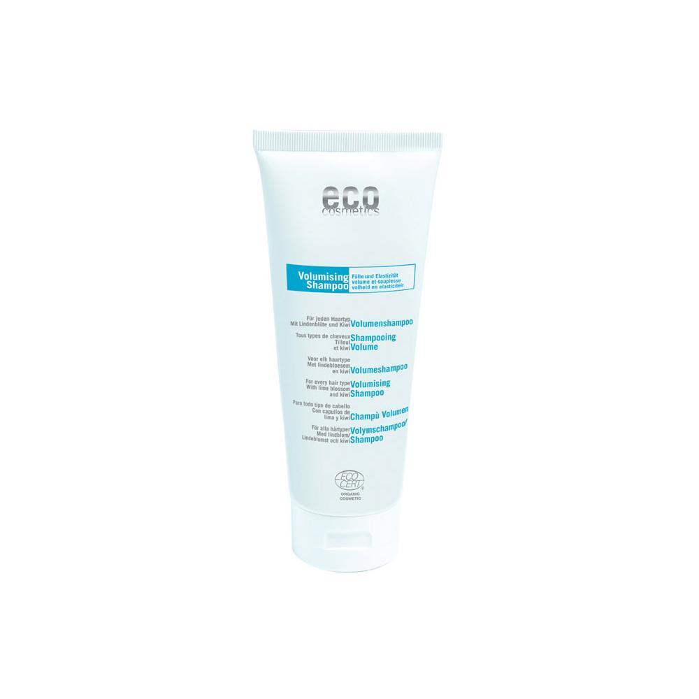 Eco Cosmetics Šampon volumen lipový květ/kiwi 200 ml