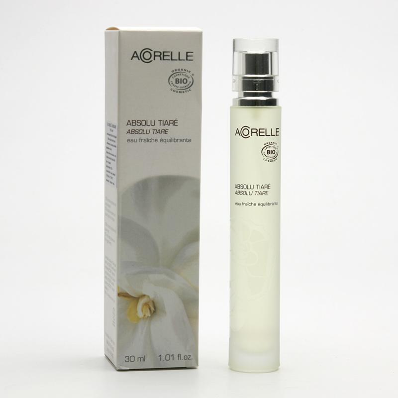 Acorelle Osvěžující voda bio Vanilková tiára - vyřazeno 30 ml