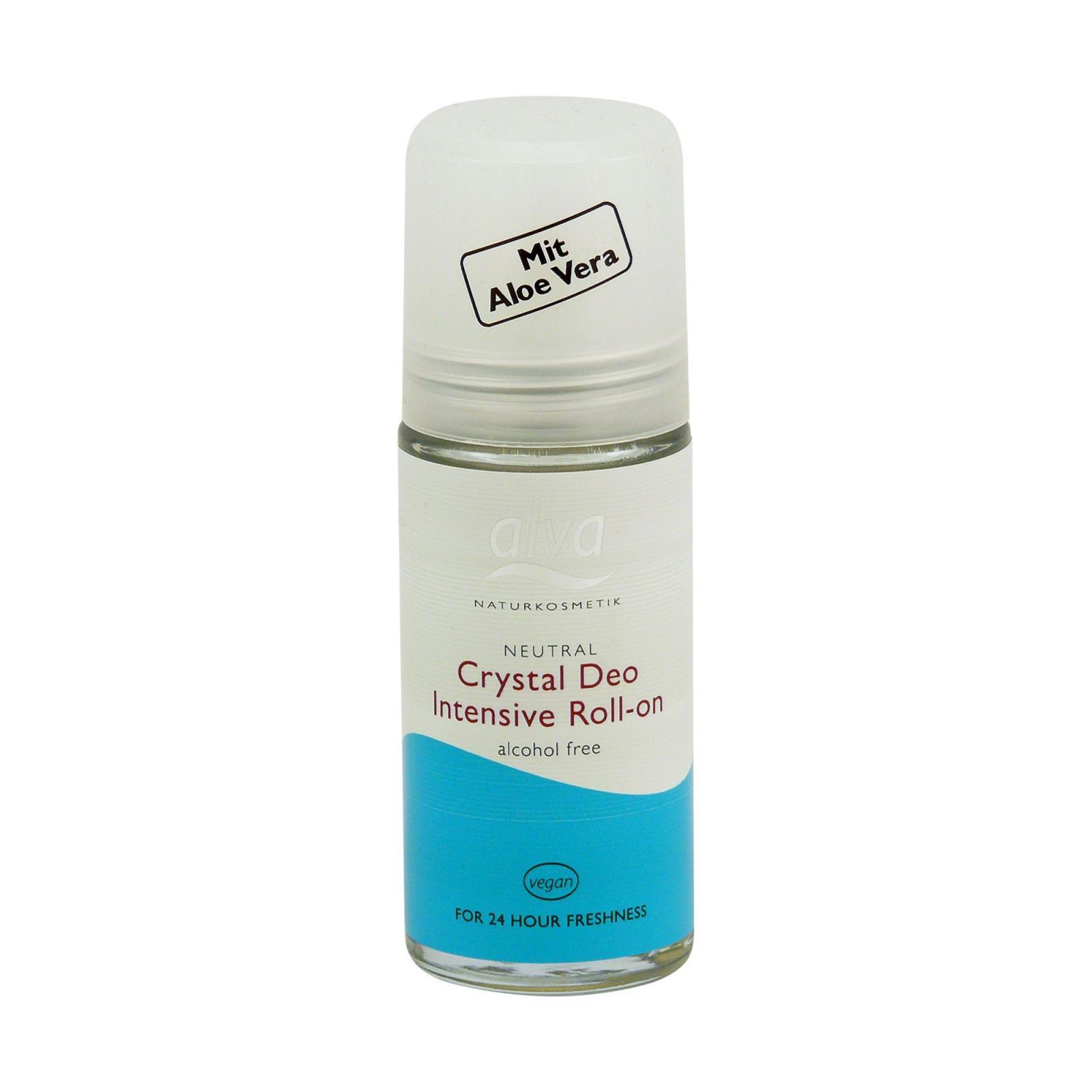 Alva Deo krystal kulička Intensive 50 ml