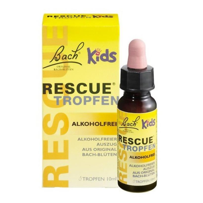 Dr. Bach Krizová esence pro děti, Rescue Remedy Kids 10 ml