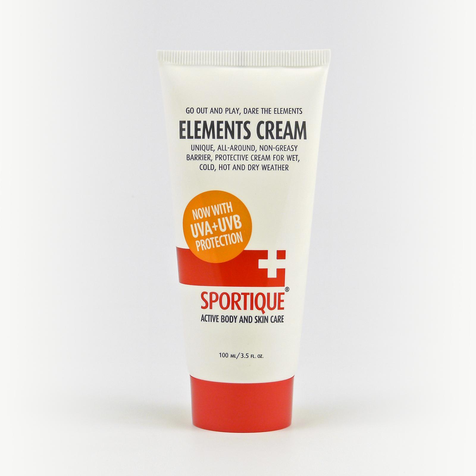 Sportique Outdoorový krém s UV ochranou 100 ml