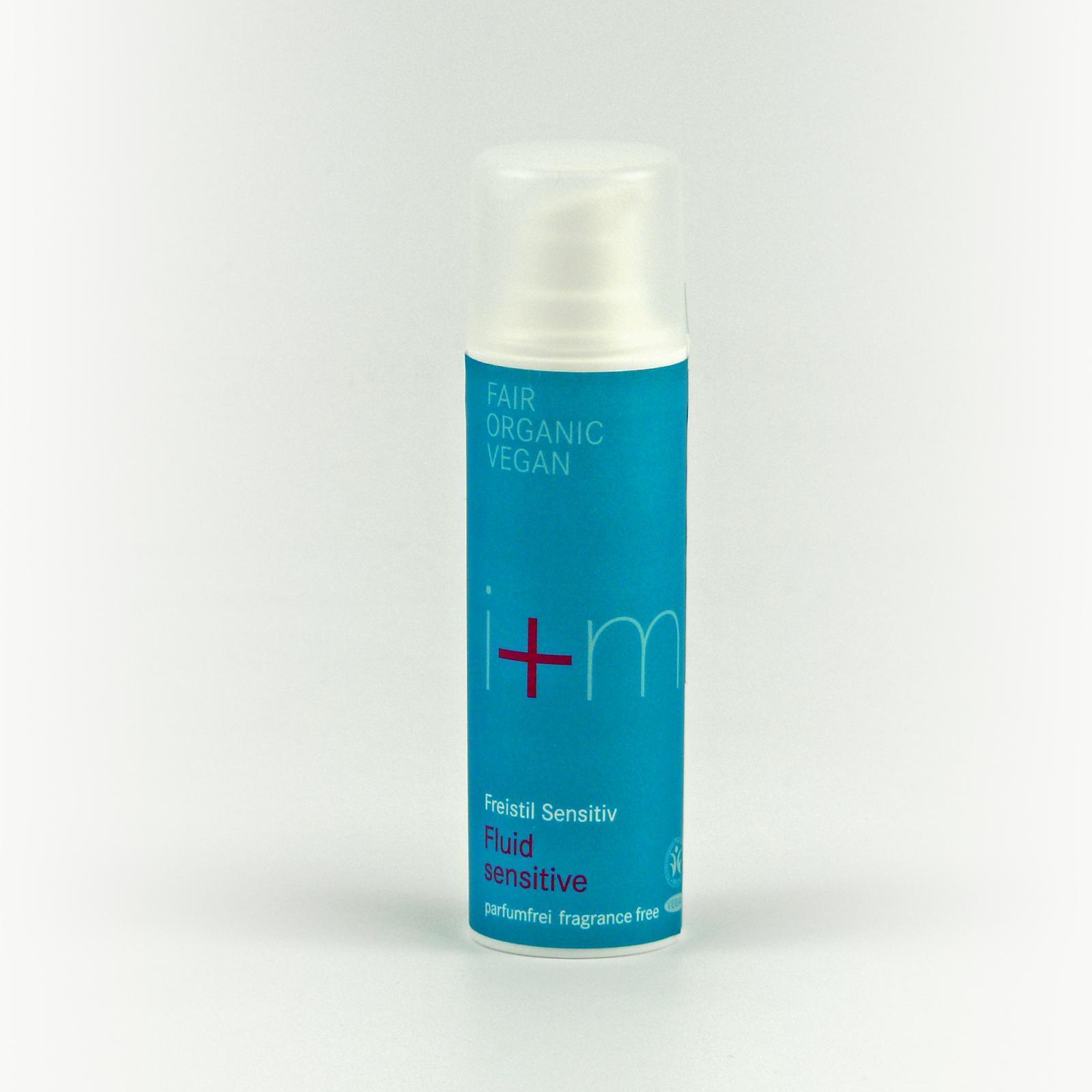 I+M Naturkosmetik Fluid revitalizační Freistil 30 ml