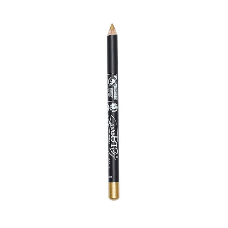 puroBIO cosmetics Tužka na oči 45 Brass 1,3 g