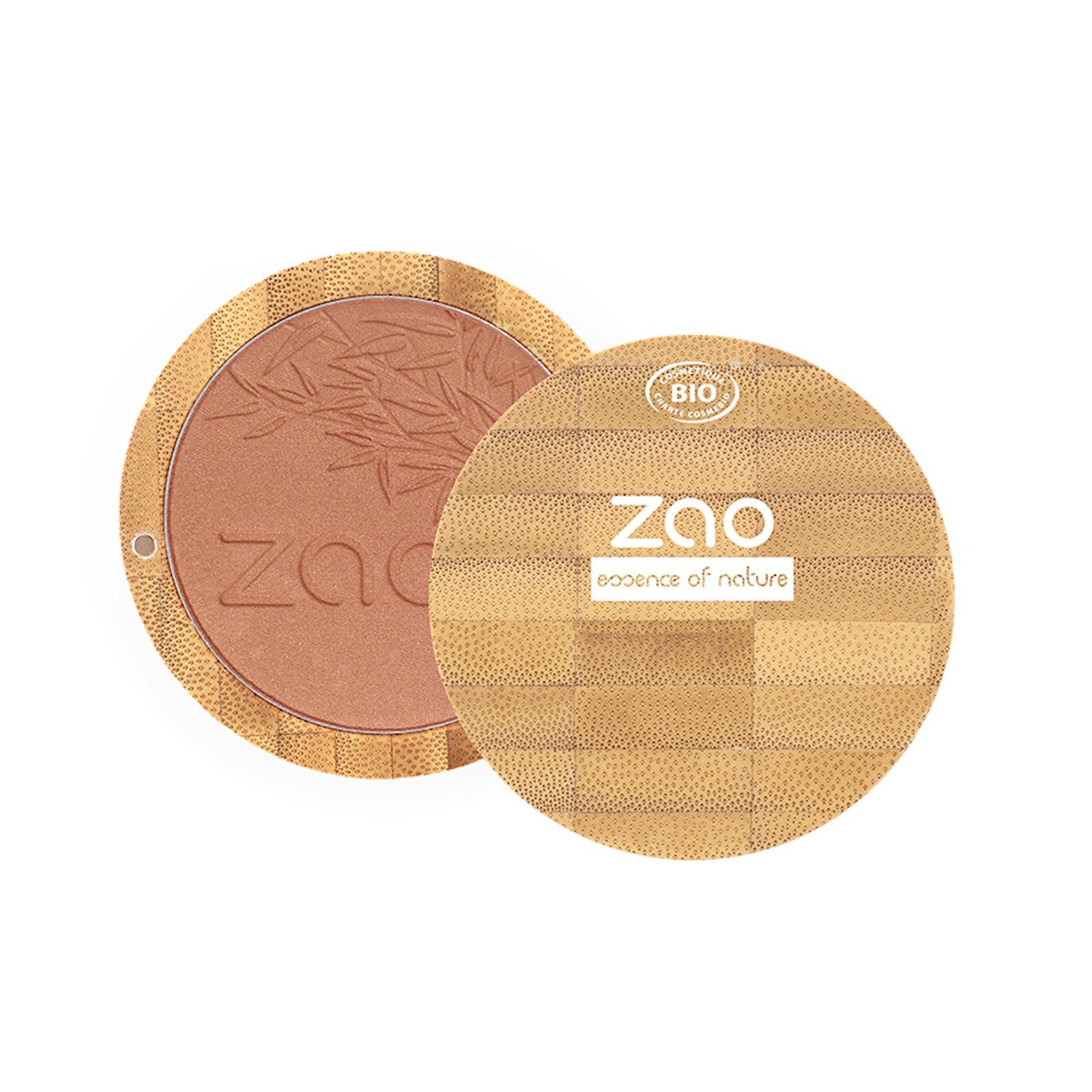 ZAO Tvářenka 325 Golden Coral 9 g bambusový obal