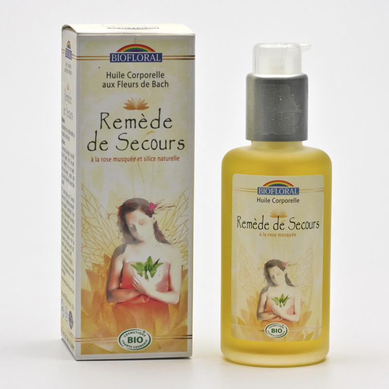 Biofloral x Tělový olej s květy Dr. Bacha krizový 100 ml