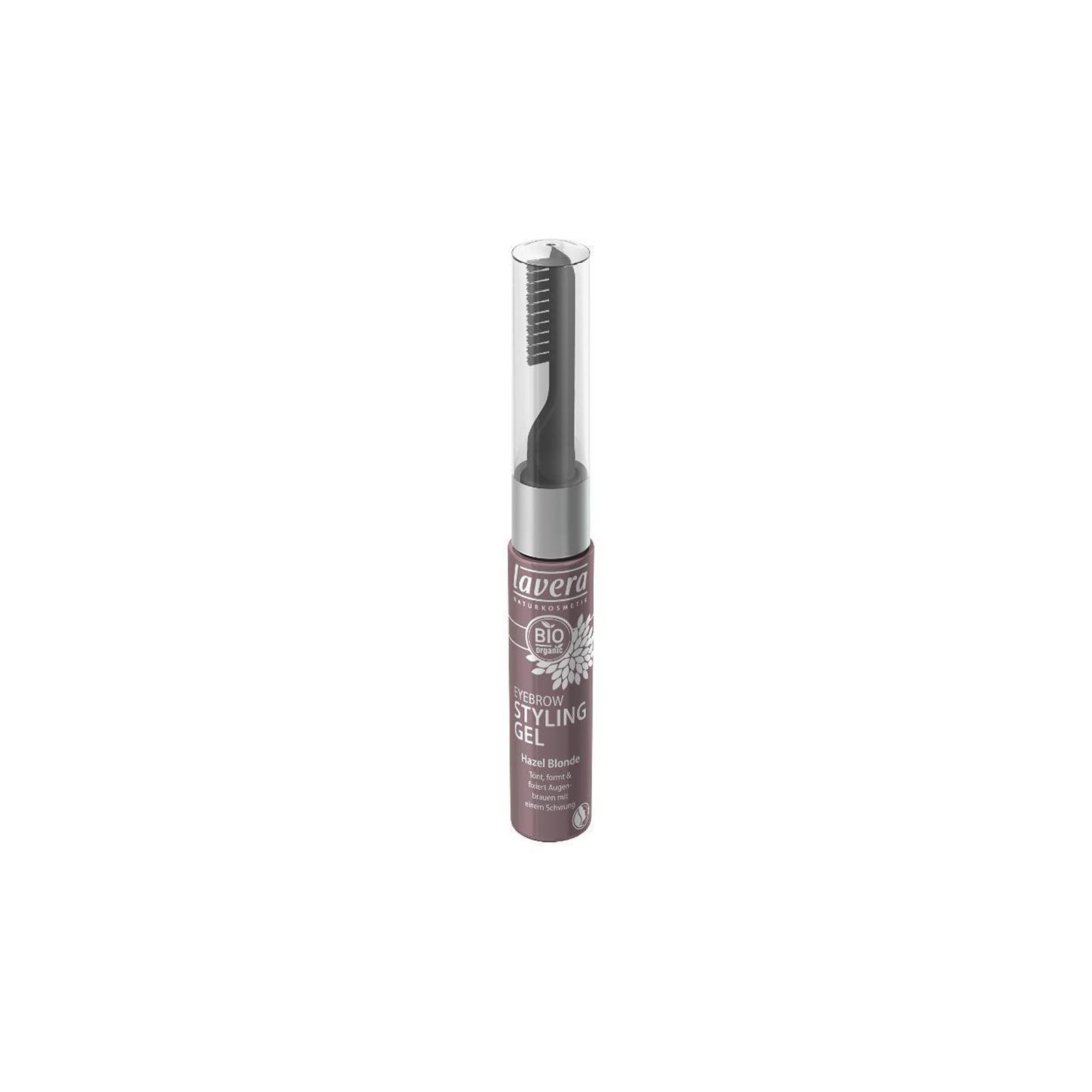 Lavera Gel stylingový na řasy a obočí světle oříškový, Trend Sensitiv 2014 9 ml