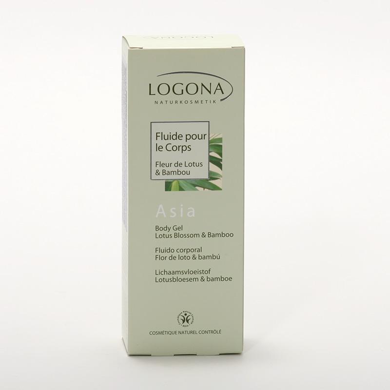 Logona Tělový fluid, Asia - vyřazen 200 ml
