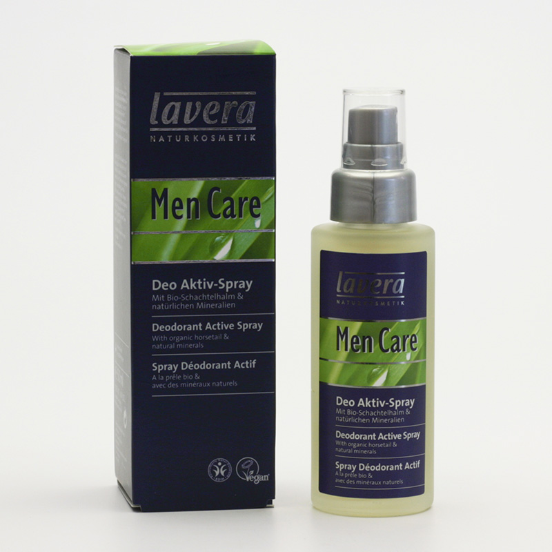 Lavera Deodorant sprej, Men Care 50 ml