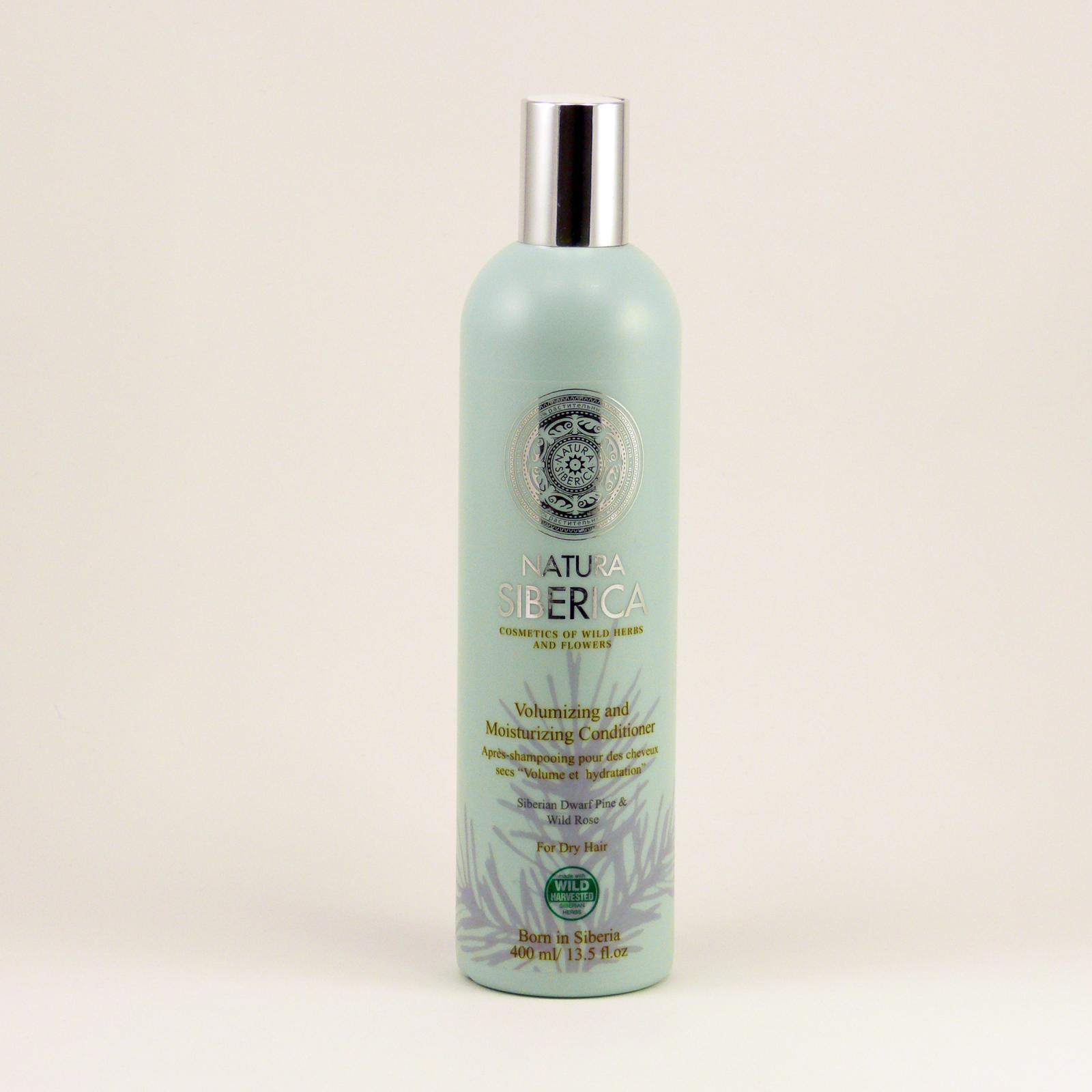 Natura Siberica Kondicionér pro suché vlasy - Objem a hydratace 400 ml