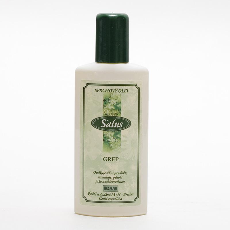 Saloos x Sprchový olej grep 100 ml