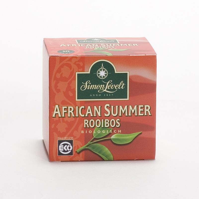 Simon Levelt African Summer 10 ks, 17,5 g