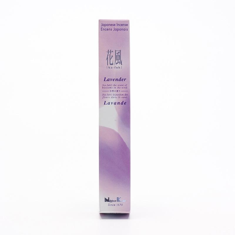 Nippon Kodo Vonné tyčinky japonské Ka Fuh Lavender 20 ks