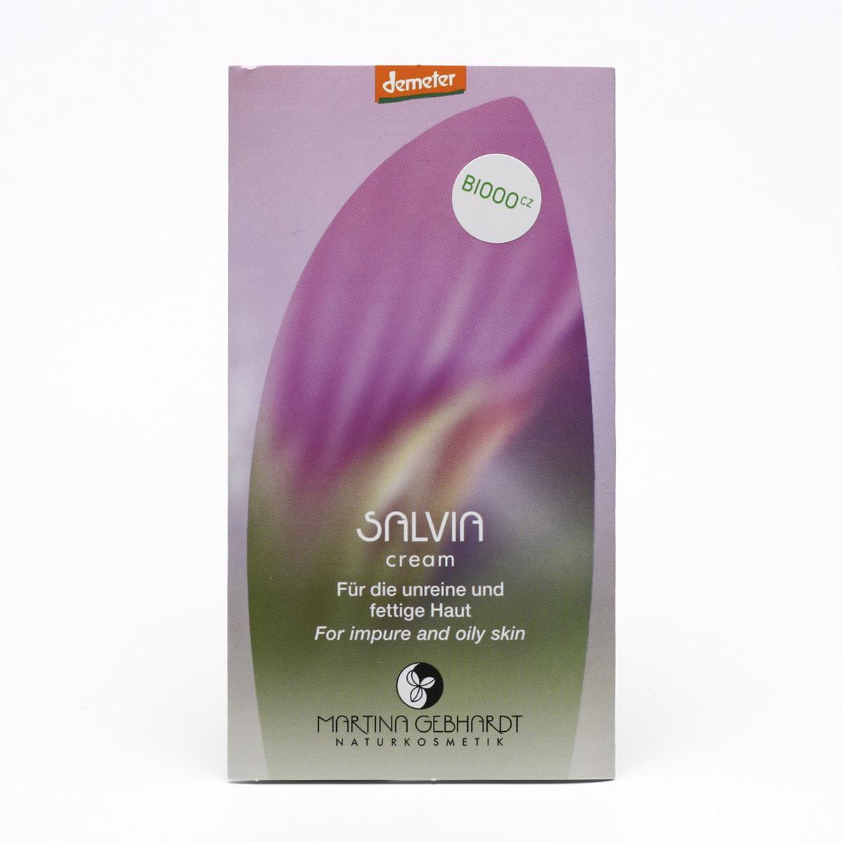 Martina Gebhardt Šalvějový krém, Salvia 2 ml