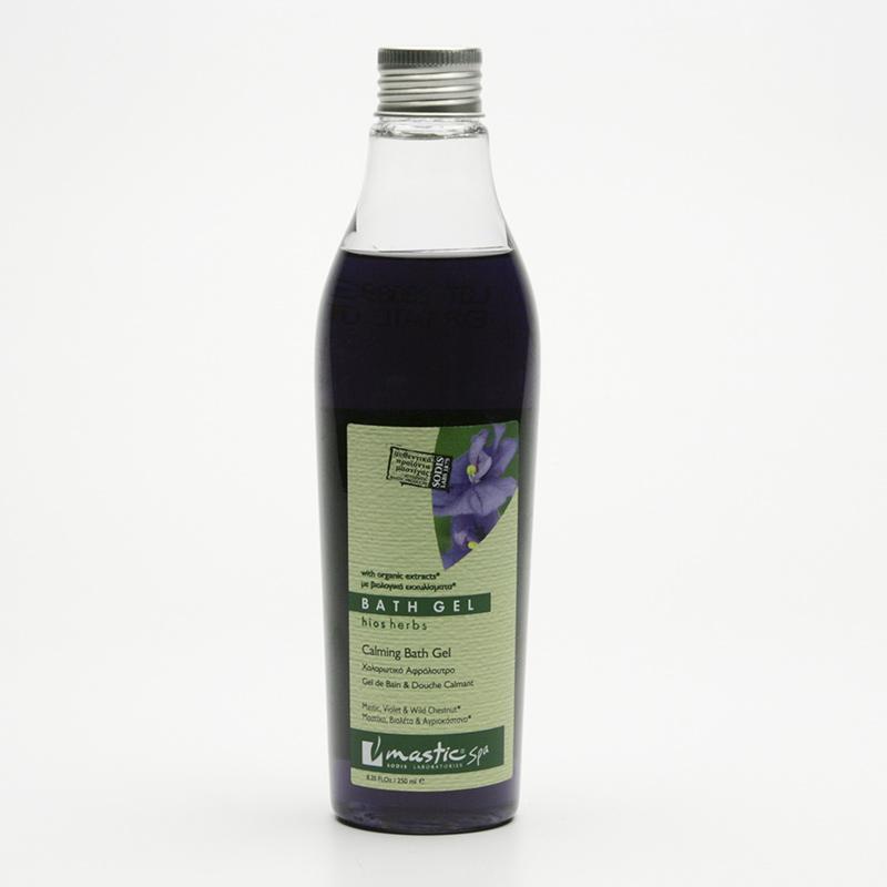 Mastic spa Sprchový gel zklidňující 250 ml