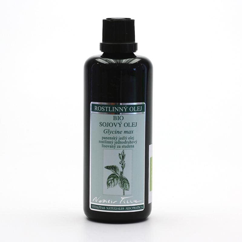Nobilis Tilia Sojový olej, bio - vyřaz 100 ml