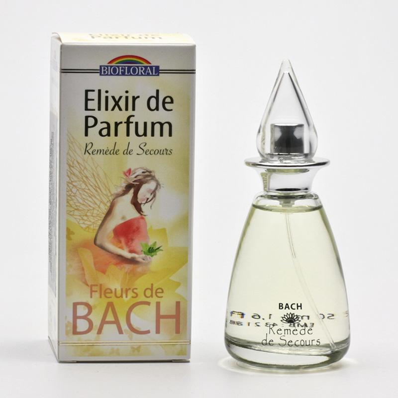 Biofloral Elixir de Parfum, parfém s květy Dr. Bacha krizový 50 ml