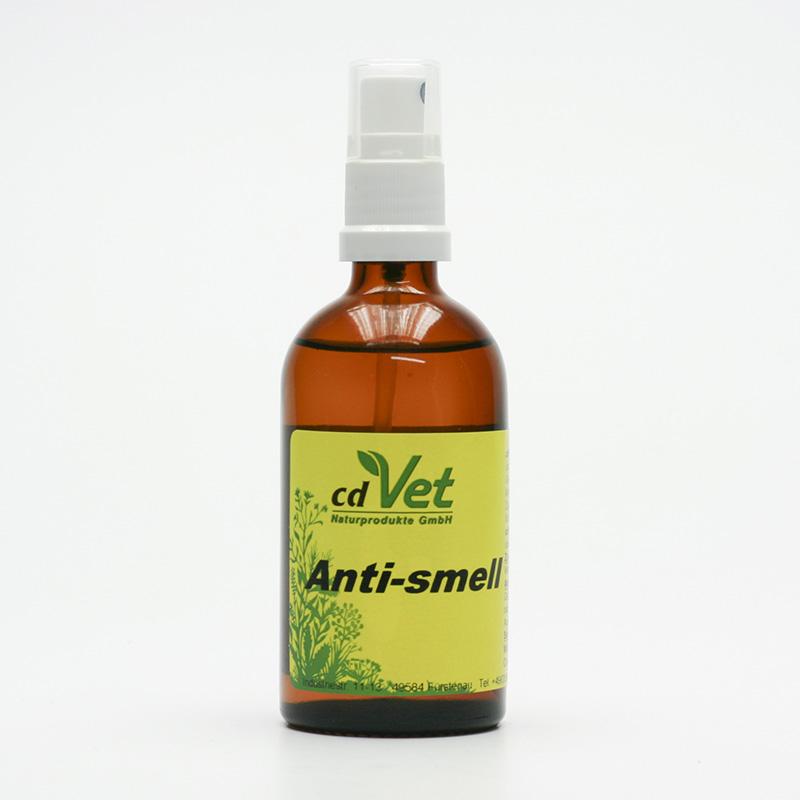 CdVet Pohlcovač pachů, Anti-smell 100 ml