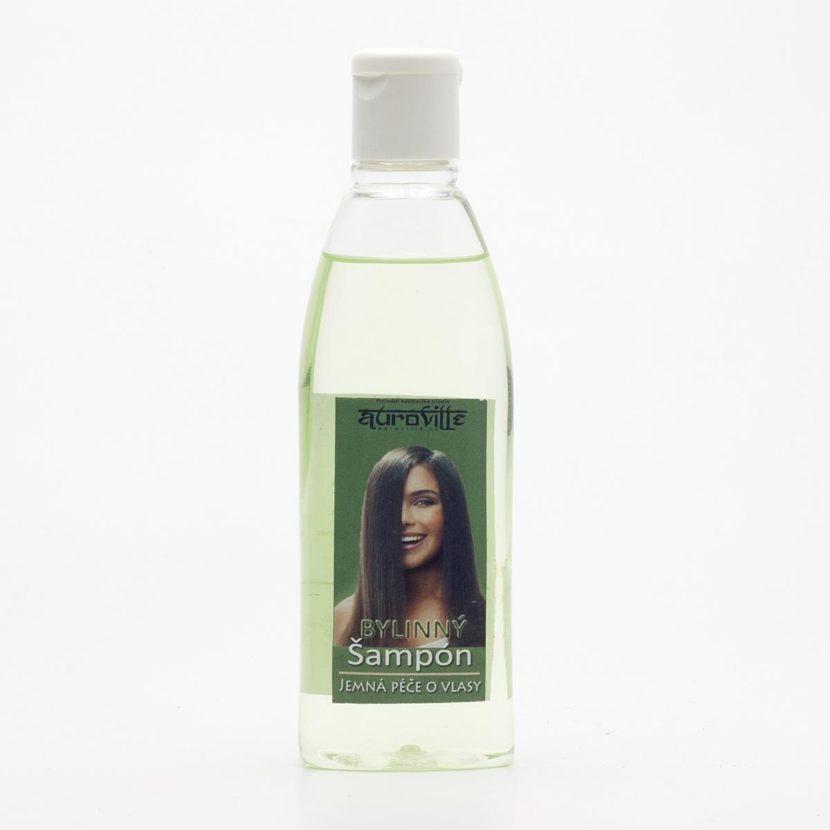 Auroville Bylinný šampon 100 ml