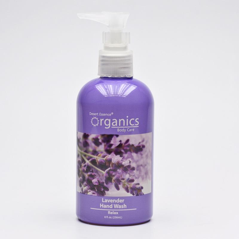 Desert Essence Tekuté mýdlo levandule 236 ml