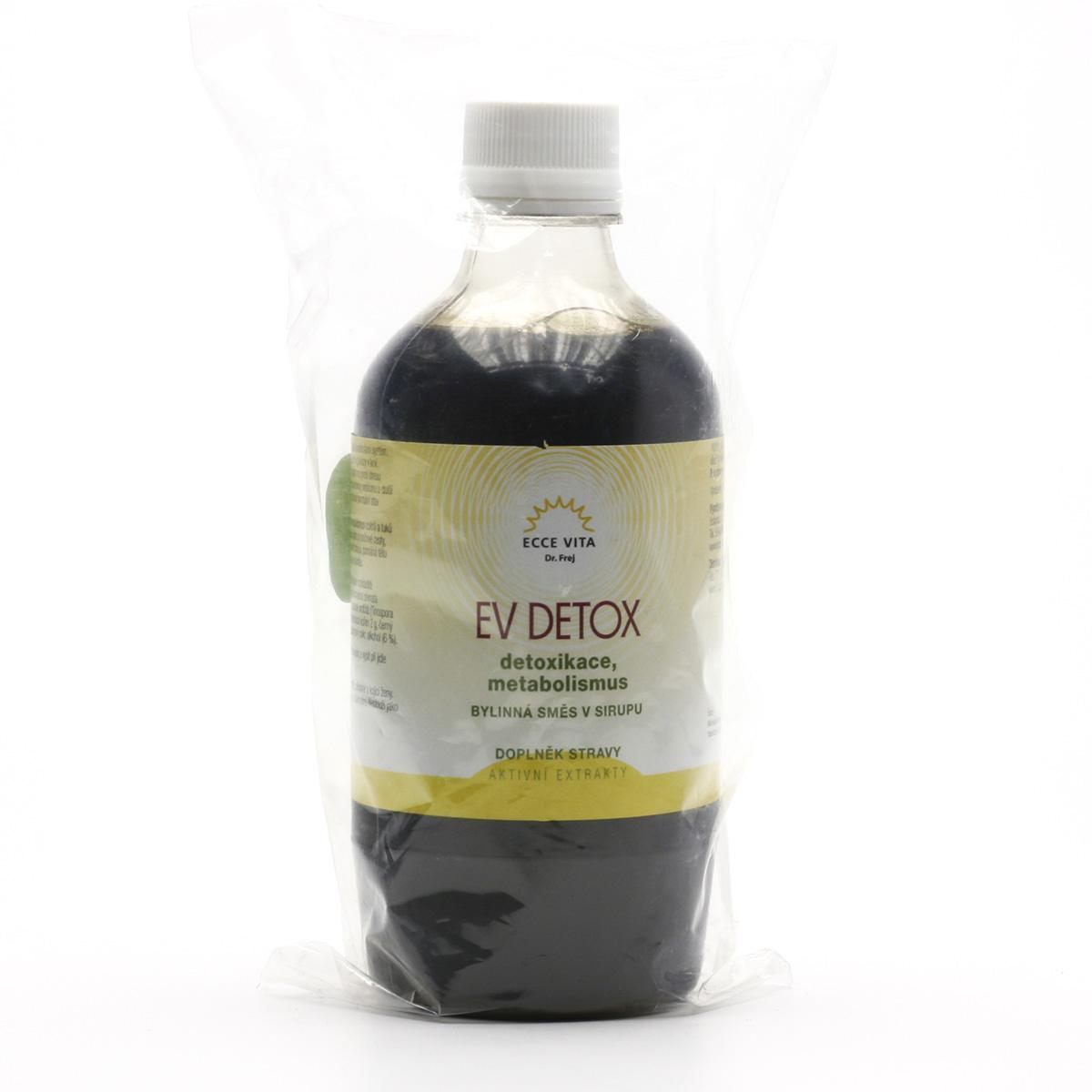 Ecce Vita EV Detox, sirup 400 ml