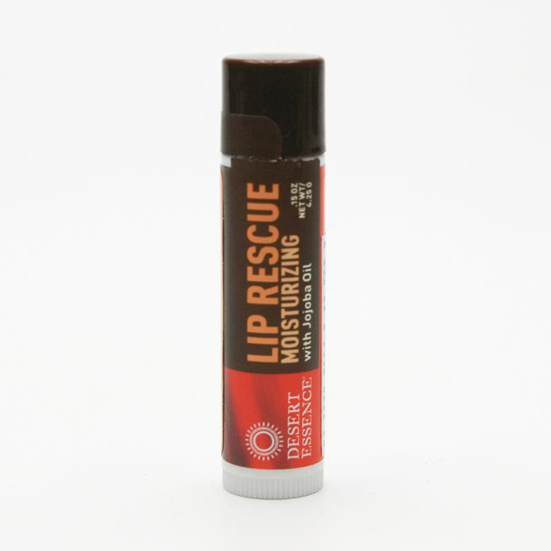 Desert Essence Balzám na rty hydratační s jojobovým olejem 4,25 ml