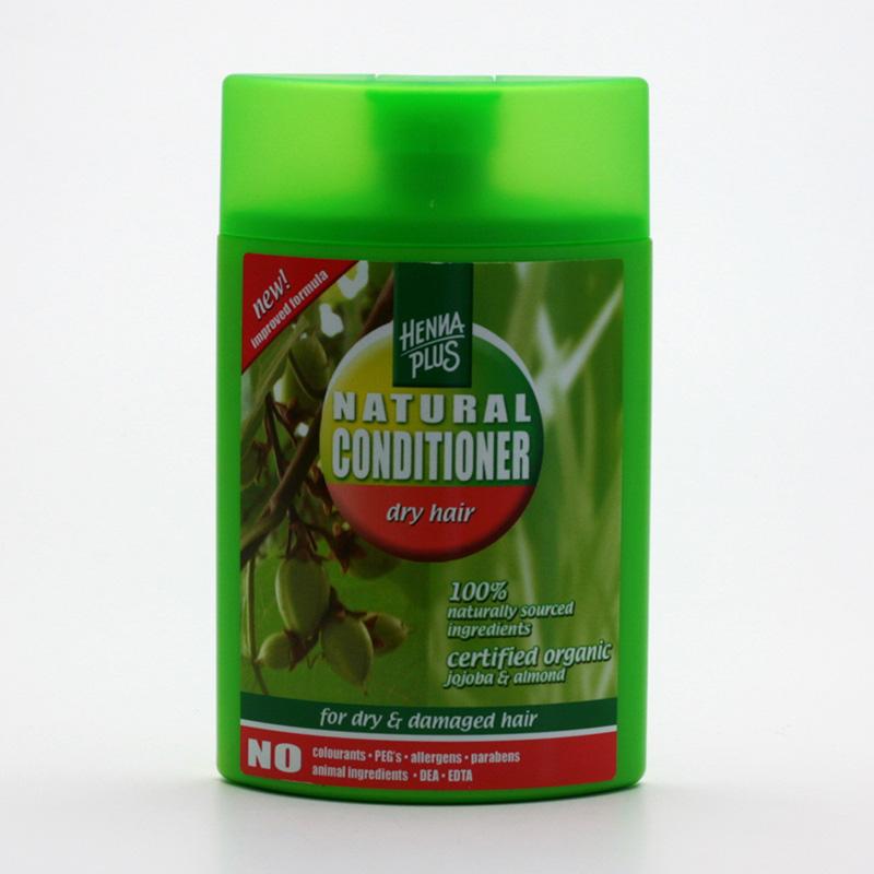 Henna Plus Akce Kondicionér na suché vlasy 200 ml