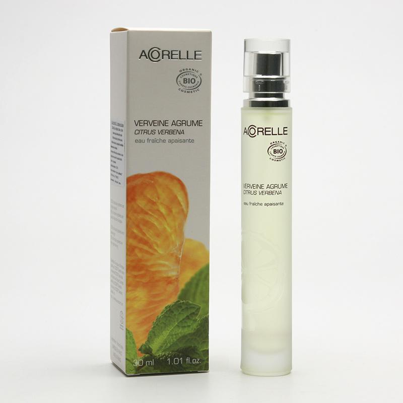 Acorelle Osvěžující voda bio Verbenové citrusy 30 ml