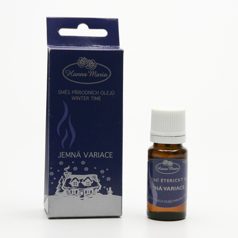 Hanna Maria x Jemná variace, Winter Time  10 ml