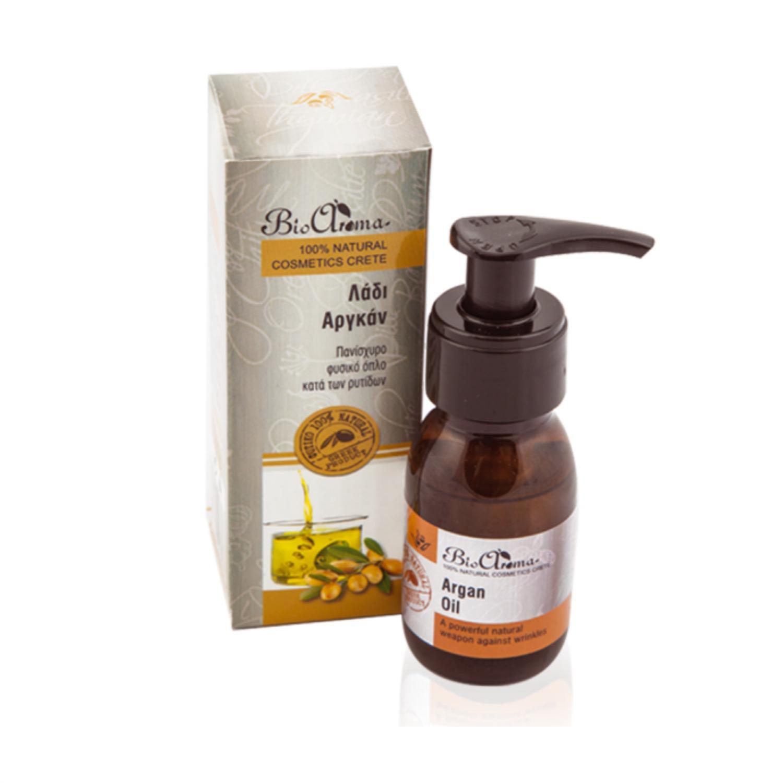 BioAroma Arganový olej 50 ml