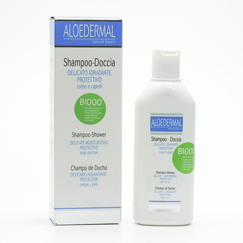 ESI Vlasový a tělový šampon Aloe vera, Aloe Dermal 200 ml