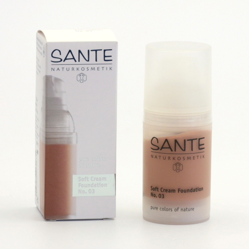 SANTE Make-up 03, sunny beige 30 ml