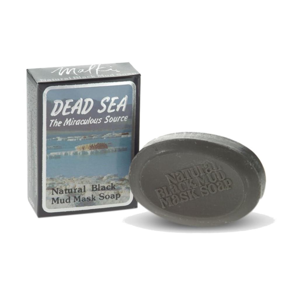 Malki Mýdlo černé bahno 90 g
