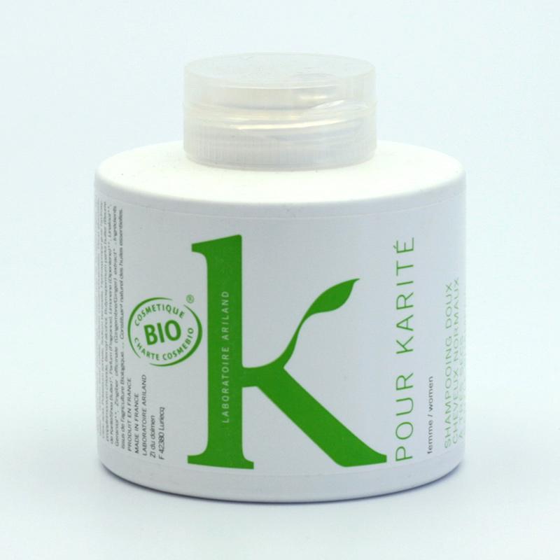 K pour Karité x Vlasový šampon jemný, K pour Karité 200 ml