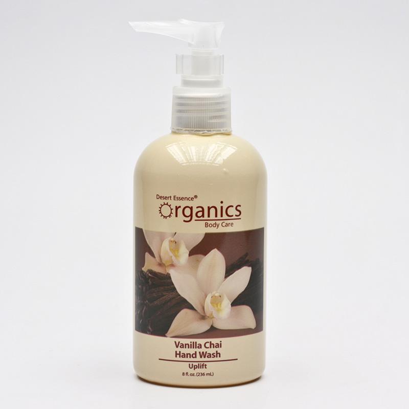 Desert Essence Tekuté mýdlo vanilla chai 236 ml
