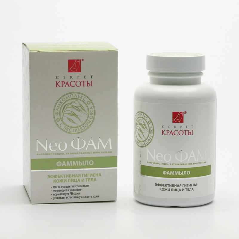 Hloubková hygiena kůže Neo FAM mýdlo