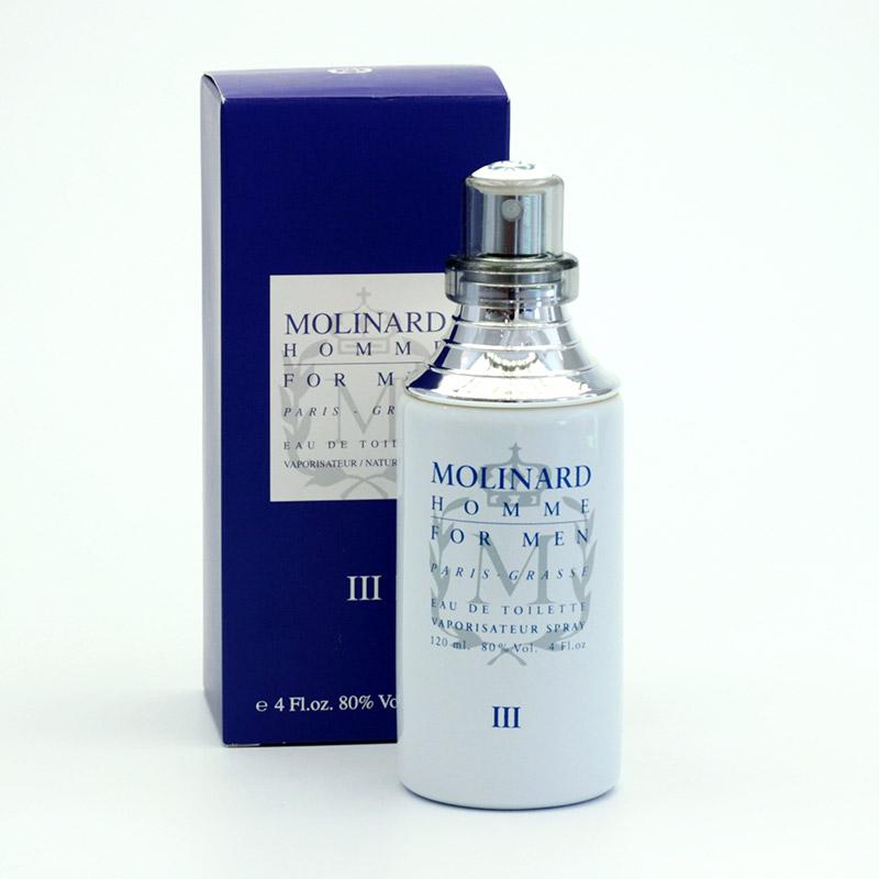 Molinard Toaletní voda Homme III EDT VAPO 120 ml