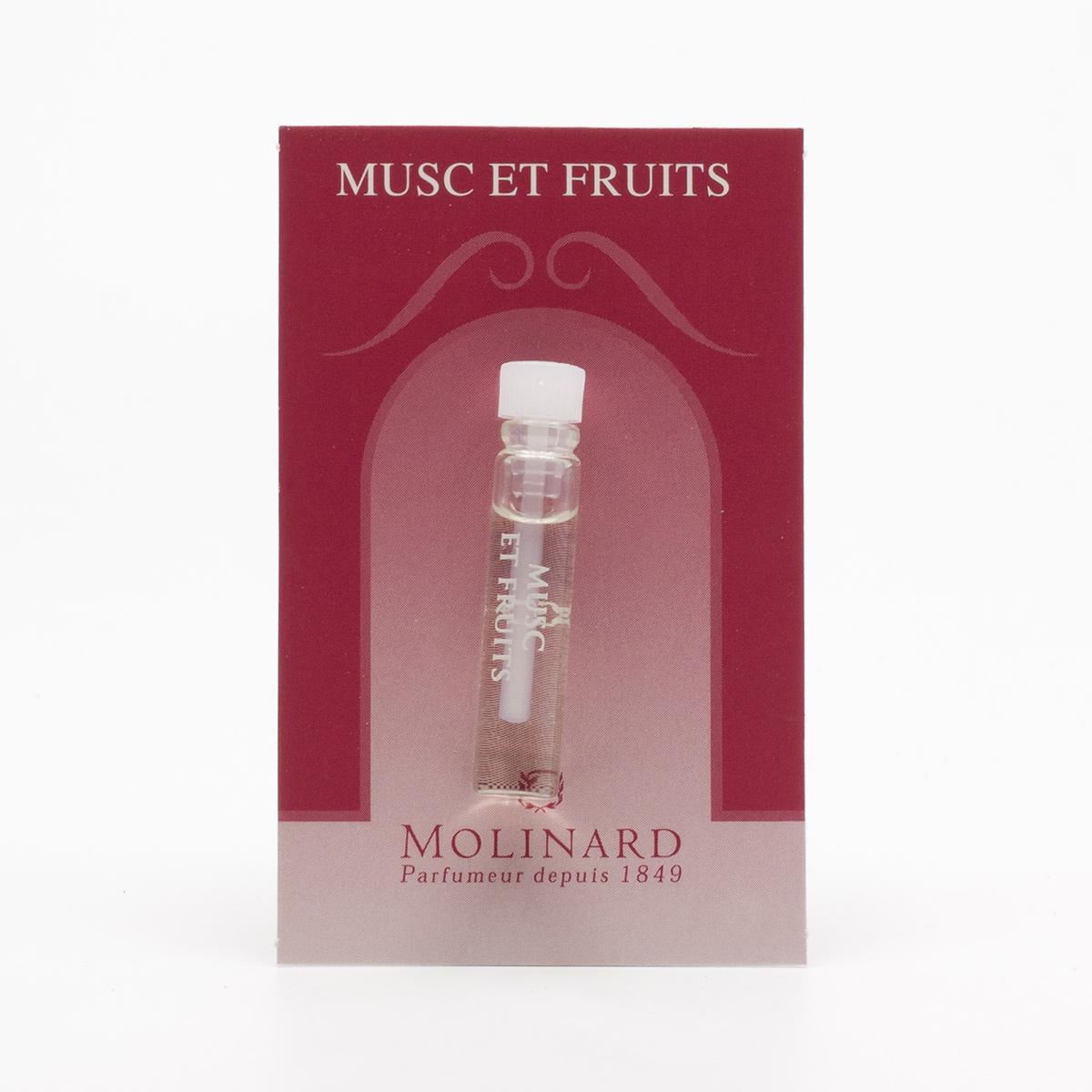 Molinard Toaletní voda Musc et Fruits 1 ml