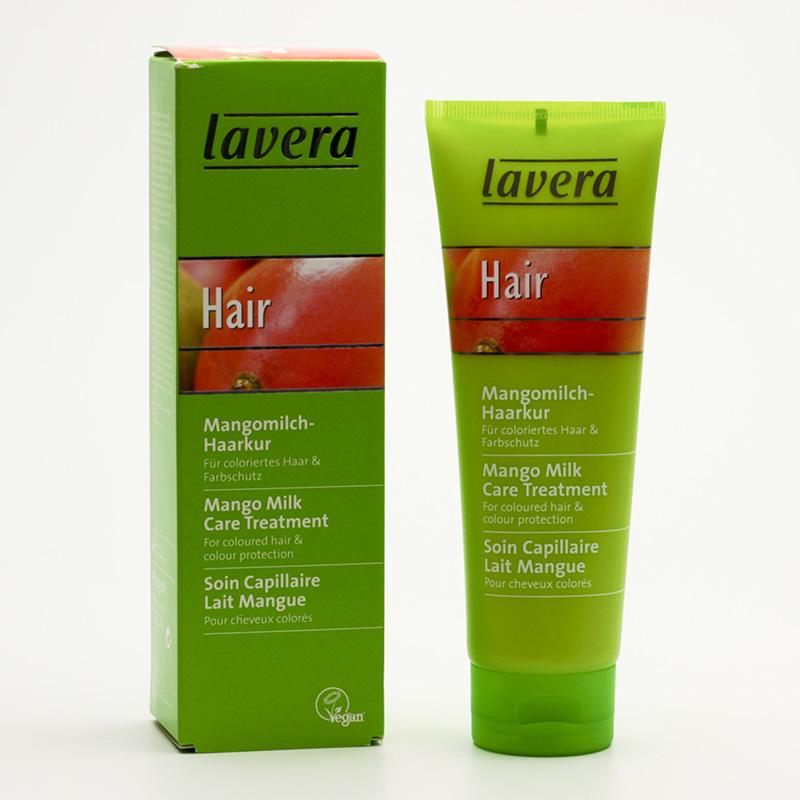 Lavera Vlasová kúra regenerační mangová, Hair 125 ml