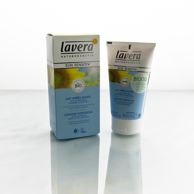 Lavera Mléko po opalovaní, Sun Sensitive 150 ml