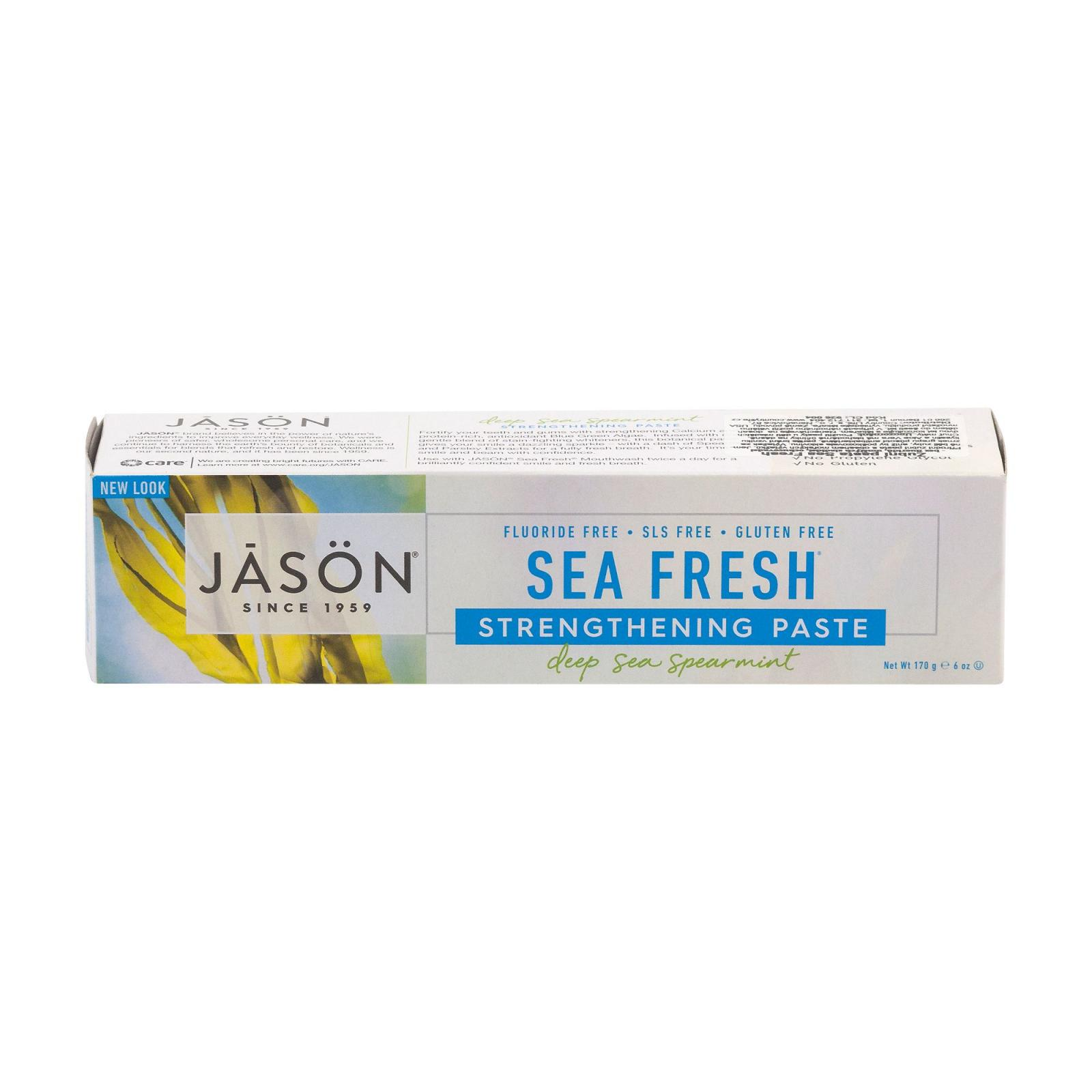 Jason Zubní pasta Sea Fresh 170 g