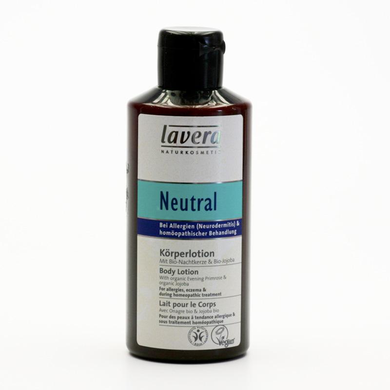 Lavera xxTělové mléko, Neutral 200 ml