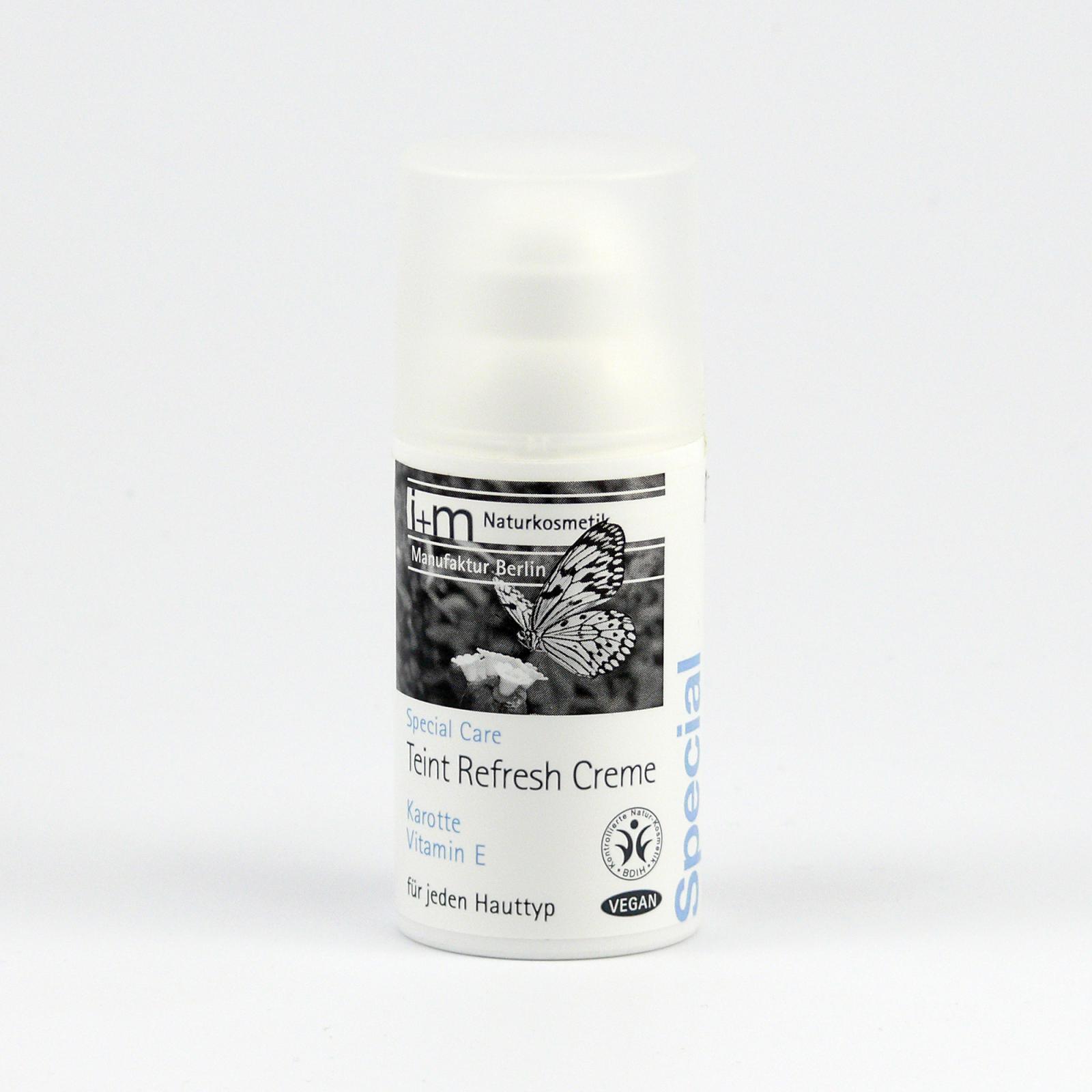 I+M Naturkosmetik Karotkový krém, Special Care 30 ml
